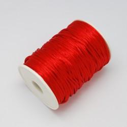 Bobina cola de raton 2 mm Rojo (80 metros)