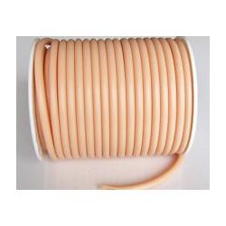 Cordón Caucho Beige 4 mm