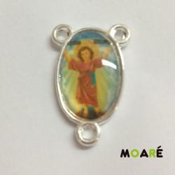 Ave maria medalla Rosario imagen Jesús