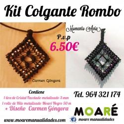 Kit Colgante Rombo 3