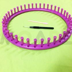 Telar circular Ø 28 cm