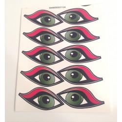 Ojos Adhesivos Miss Grandes