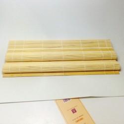 Esterilla bambú FELTHU 30x45 cm