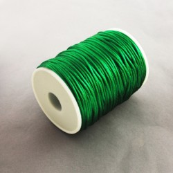 Bobina cola de raton 2 mm Verde Pino (80 metros)