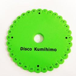 Telar Disco Kumihimo Redondo