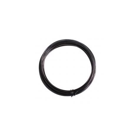 Alambre aluminio 1,5mm negro