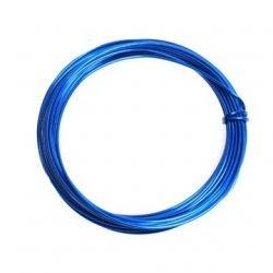 Alambre aluminio 2mm azul marino