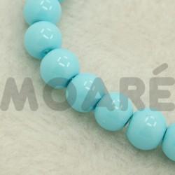 Perla Cristal Azul Cielo 3mm 110 unidades