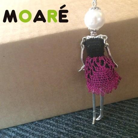 Colgante muñeca personalizable