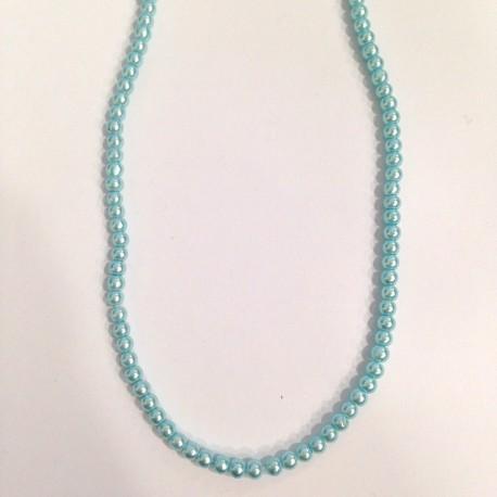 Perla Azul Claro 3mm 100 unidades