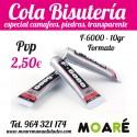 Cola Bisuteria Pegamento F-6000 10g
