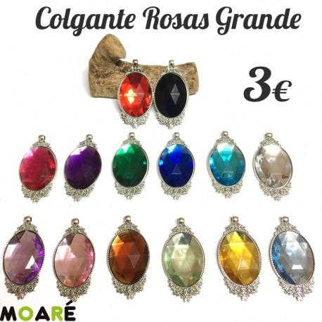 COLGANTE ROSAS GRANDE 14 COLORES