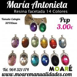 Colgante Maria Antonieta 14 COLORES