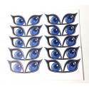 Ojos Adhesivos Feline Medianos