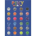 PIXY PIXEL ART MIDI 500 UNID