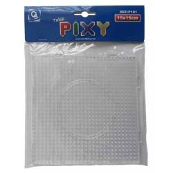 PIXY PIXEL ART PLACA TABLA MIDI 15X15CM