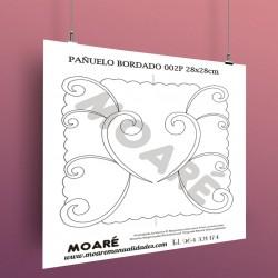 Diseño Pañuelo TUL 002P