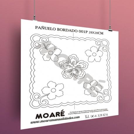 Diseño Pañuelo TUL 001P