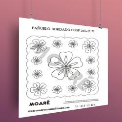 Diseño Pañuelo TUL 006P