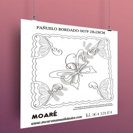 Diseño Pañuelo TUL 007P