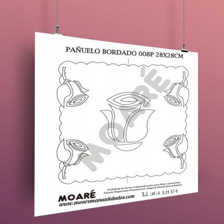 Diseño Pañuelo TUL 008P