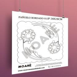 Diseño Pañuelo TUL 012P