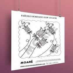 Diseño Pañuelo TUL 019P