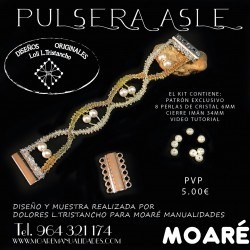 Kit Pulsera ASLE+ picado