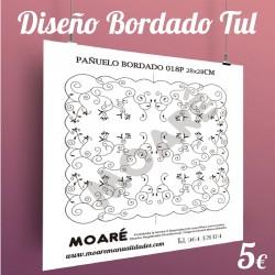 Diseño Pañuelo TUL 018P