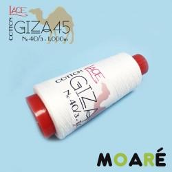 ALGODON EGIPCIO GIZA45+ BLANCO ROTO N40