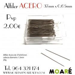 Alfiler Acero 37mm