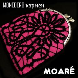 "kit Monedero ""кармен"" + patrón encaje ruso"