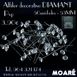 Alfiler DIAMANT 53mm