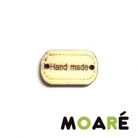 forma MADERA HAND MADE 15x10 mm