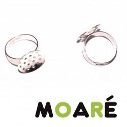 Base anillo colador 16mm