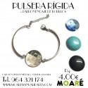 Pulsera RIGIDA + picado