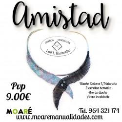 COLLAR AMISTAD + PICADO