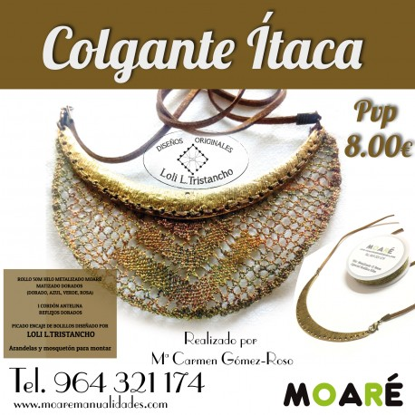 Kit Colgante ÍTACA