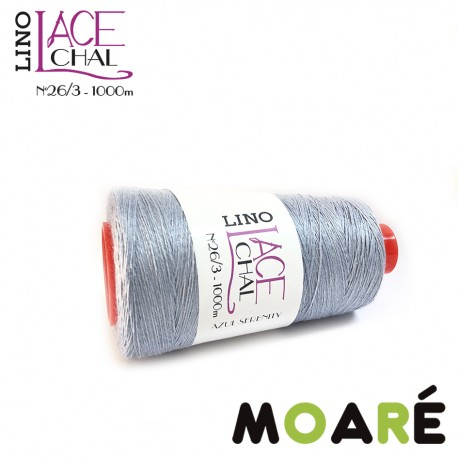 LINO CHAL LACE AZUL SERENITY