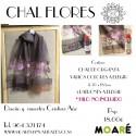 Chal Flores + patrón