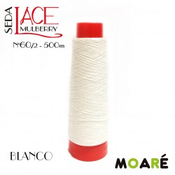 Seda LACE Mulberry BLANCO