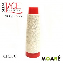 Seda LACE Mulberry CRUDO