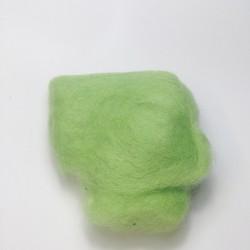 Lana de Fieltro Verde cítrico FELTHU  10gr