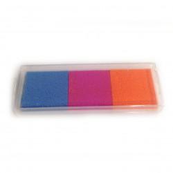 set 3 tintas_fucsia_azul_naranja