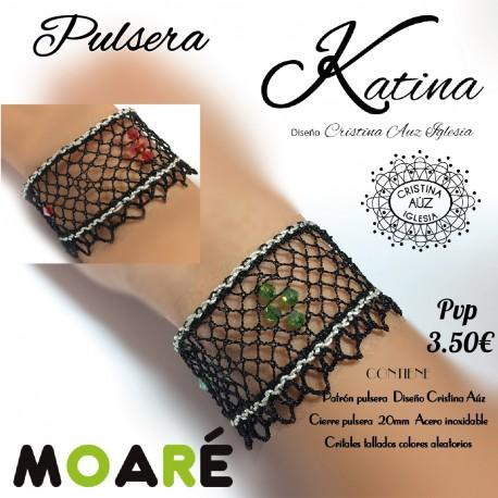 Kit Pulsera Mod. KATINA
