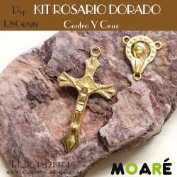 kit Rosario DORADO