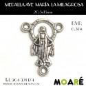 Ave maria medalla Rosario MILAGROSA