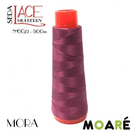 Seda LACE Mulberry Nm 60/2 MORA