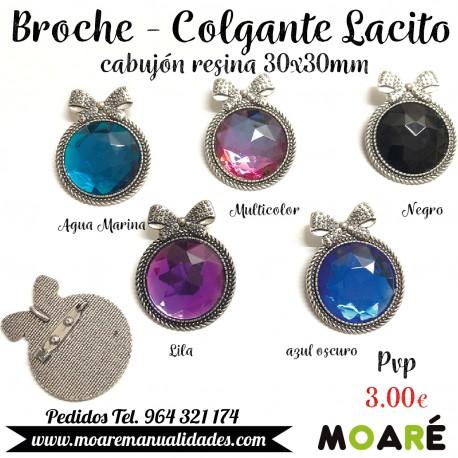 Broche/Colgante LACITO