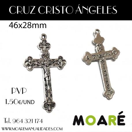 Cruz CRISTO ÁNGELES